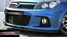 schwarze Spoilerlippe für Opel Astra H OPC Nürburg Edition Frontspoiler Ansatz