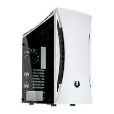 BITFENIX AURORA blanco LED RGB Gaming E-ATX caja de USB 3.0 - dos laterales transparentes WINDOWS
