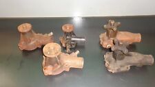 Wholesale Lot of (5) Reman Water Pumps 1965-1977 Ford Mercury 6-Cylinder 4-Cyl