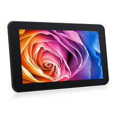 7'' Quad Core 8GB Android 4.4 KitKat Tablet 2 Camera HD Refurbished