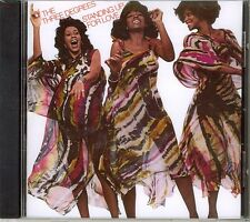 The Three Degrees: Standing Up for Love (CD, 2012 FTG) NEW SS oop RARE!