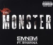Eminem Feat. Rihanna - The Monster (2-Track) - CD