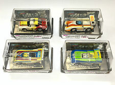 4pc 1979 Aurora AFX Ultra5 Porsche 510K Shadow Lola T-260 Can Am Matador Stocker