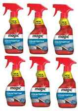 6 Pack Countertop Magic Company Cleaner 14oz Liquid Spray