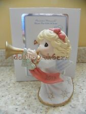 Enesco 2013 Precious Moments Peace On Earth and Goodwill to All Angel Figurine