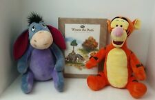 Kohls Cares Disney WINNIE the Pooh BOOK and PLUSH SET