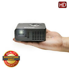 AAXA P5 HD LED Pico Projector, 300 Lumens, 120-Min Battery,  (REFURBISHED)