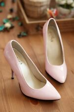 Women Pumps Strappy Stiletto High Heels Party/Wedding Shoes Size free shipping