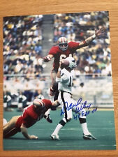 49ers Dave Wilcox Signed 8x10  W/COA pose 4