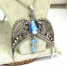 New Harry Potter Lost Diadem Of Ravenclaw Horcrux Pendant Necklace UK