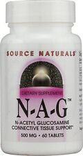 Source Naturals N A G 500 mg 60 Tablet 60 tab