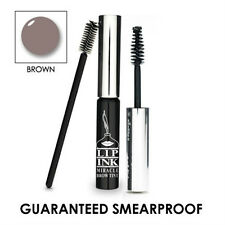 LIP-INK® Miracle Brow® Tint BROWN NEW waterproof smearproof vegan kosher organic