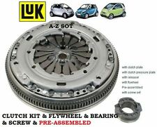 FOR SMART CABRIO CITY FORTWO 0.8 CDI DIESEL 41BHP CLUTCH KIT & FLYWHEEL COMPLETE