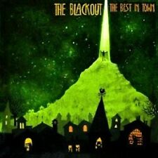 "THE BLACKOUT ""THE BEST IN TOWN"" CD NEU ROCK"