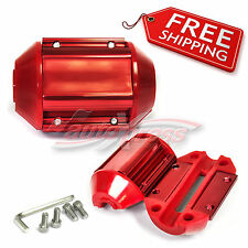 Magnetic Magnet Module POWER Gas Fuel PERFORMANCE Saver UNIVERSAL Red for TOYOTA