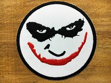 The Joker Villain DC Batman Comics Carnival of Criminals Iron On Applique Patch
