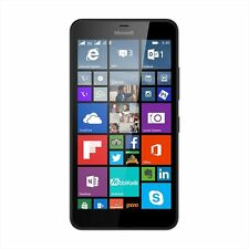 Microsoft Lumia 640 XL (Black/ 8GB) + 6 Months Manufacturer Warranty