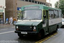 Lincoln City Transport D116OWG City Centre Bus Photo