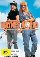 WAYNE'S WORLD 1 & 2 The Complete Epic DVD R4