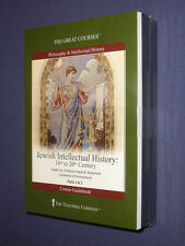 Teaching Co Great Courses  CDs      JEWISH INTELLECTUAL HISTORY       new sealed