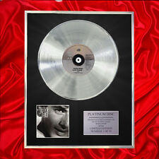 PATRICK BRUEL ALORS REGARDE   CD PLATINUM DISC VINYL LP FREE SHIPPING TO U.K.