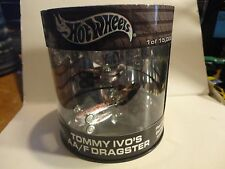 Hot Wheels Oil Can Chrome Tommy Ivo's AA/F Dragster w/Real Riders