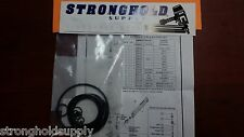 Bostitch replacement orings N89C, F21PL, F28WW, F33PT  O-ring Kit