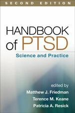 NEW - Handbook of PTSD, Second Edition: Science and Practice