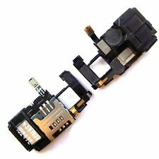 100% Genuine Samsung S8500 Wave sim card holder + loudspeaker loud speaker assy