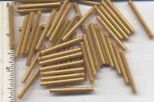 LEGO x 50 Pearl Gold Bar 4L NEW lightsaber blade bulk lot