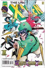 UNCANNY X-MEN #330 / LOBDELL / MADUREIRA / 1996 / MARVEL COMICS