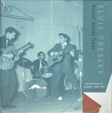 Elvis Presley - Rockin' Across Texas - FTD 43 - FTD Book/CD - NEW & SEALED