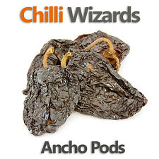 Dried Chilli - Ancho Grande - Mexican, Highest Quality 1kg