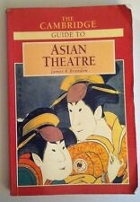 The Cambridge Guide to Asian Theatre (1997, Paperback, 8 MISSING PAGES)