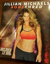 Jillian michaels 11 séances d'entraînement exercice home workout fitness dvd perdre du poids perte