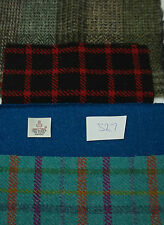 Harris Tweed Fabric Material For Patchwork and craft 100% wool ref. cp527