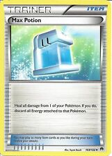 4X POKEMON XY BREAK-POINT - TRAINER CARD - MAX POTION 103/122
