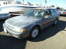 Honda : Accord 5dr Wagon LX