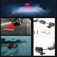 HOT Red Car LED Laser  Fog Light  Warning Signal Taillight Bulb Lamp For Cars