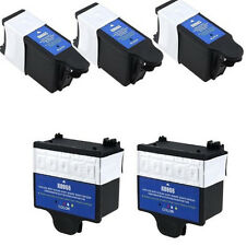 5Pk Kodak 10 Ink Cartridge Black Color for EasyShare 5100 5300 5500 ESP 3 E