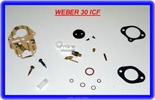 FIAT 850 Berlina, Super, Weber ICF, carburatore REP. KIT