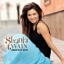 "Shania Twain ""Greatest Hits"" CD *NEW* + FREE GIFT!"