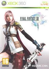 Final Fantasy XIII 13 XBOX 360 IT IMPORT SQUARE ENIX
