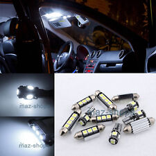 18Pcs Canbus White LED SMD Interior Light Kit Package For Volvo XC90 2002-2011