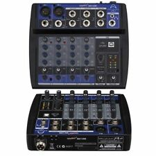 WHARFEDALE PRO CONNECT 802 USB mixer professionale 6canali x live karaoke studio