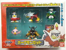 BANDAI Digimon mini figure Hawkmon Box