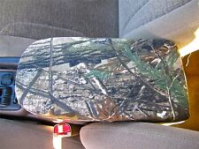 Center Console Armrest Cover Realtree Mossy Oak Camo CC-1(Sample Photo) Lid Seat