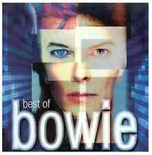 David Bowie - Best of Bowie (CD, 2002) NEW / SEALED; Greatest Hits (in stock)