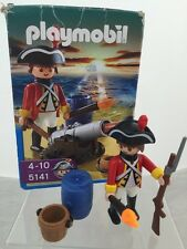 Playmobil Pirates Red Rock Island Redcoat Guard 5151
