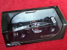 Kiwi Raikkonen McLaren MP4-17 Hot Wheels Mattel 1:18